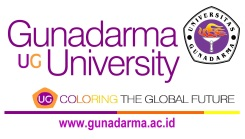 Gunadarma University Official Website